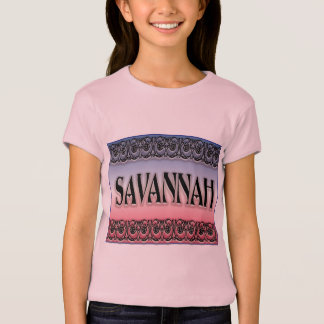 Savannah Scrollwork T-Shirt