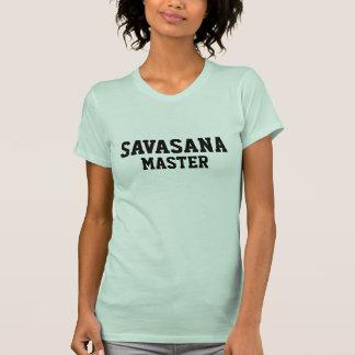 SAVASANA MASTER YOGA T-SHIRT