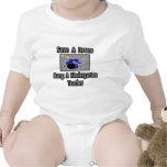 Save a Drum...Bang a Kindergarten Teacher T-shirt