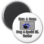 Save a Drum...Bang a Special Ed. Teacher