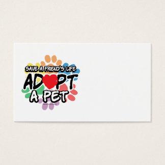 Save A Friend Adopt A Pet