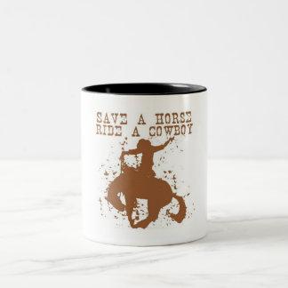 SAVE A HORSE mug by nicola