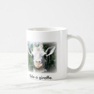 Save a horse... Ride a giraffe Mug