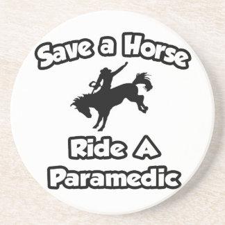 Save a Horse .. Ride a Paramedic Coaster