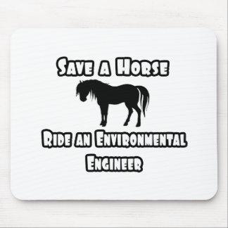 Save a Horse, Ride an Environmental Engineer Mouse Mat