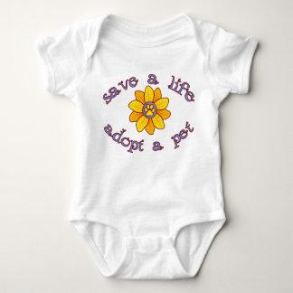 Save A Life - Adopt Baby Bodysuit