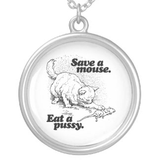 SAVE A MOUSE - png Pendants