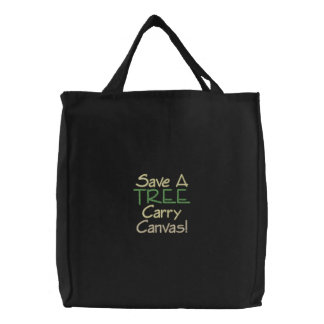 Save A Tree! Bags