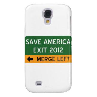 Save America Democrat Galaxy S4 Cover