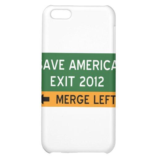 Save America Democrat Cover For iPhone 5C