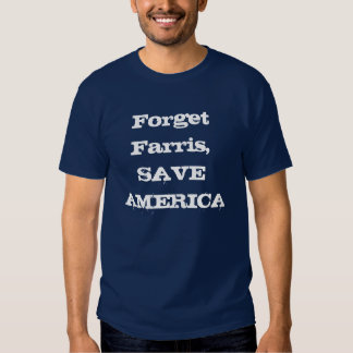 Save America T Shirts