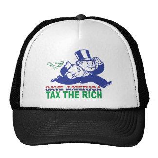 Save America/ Tax the Rich Cap