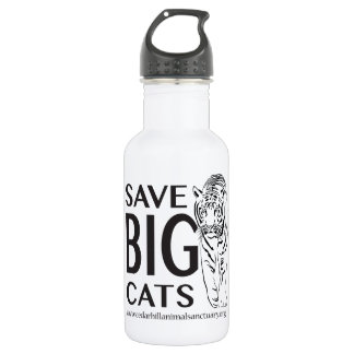 Save Big Cats 532 Ml Water Bottle
