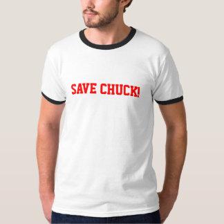 Save Chuck! Tshirts