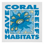 . Save Coral Reefs