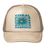 Save Coral Reefs Hat