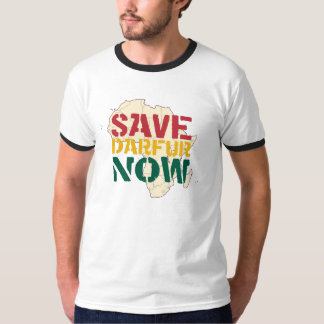 Save Darfur Now T-Shirt