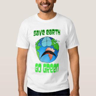 SAVE EARTH SHIRT
