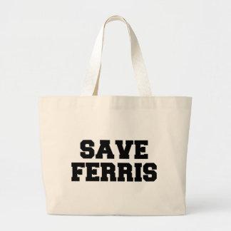 Save Ferris Bag