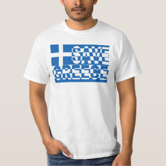 Save Greece T-Shirt