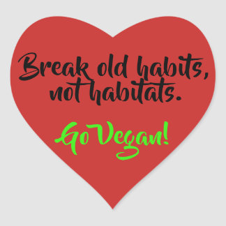 Save habitats sticker