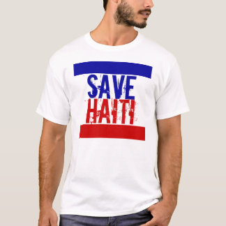 SAVE HAITI T-Shirt