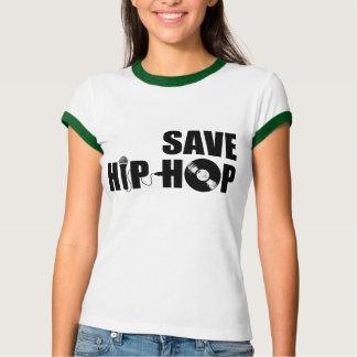 Save Hip-Hop Tee Shirts