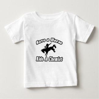 Save Horse, Ride Chemist Baby T-Shirt
