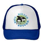 Save Killer Whales Cap