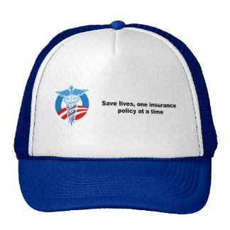 Save lives, one insurance policy at a time hats