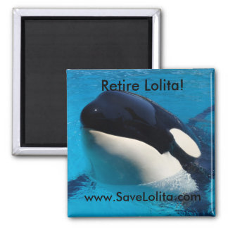 Save Lolita Magnet