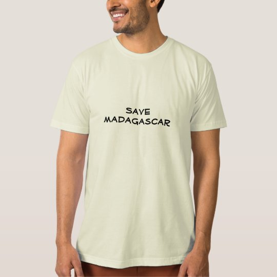 Save Madagascar T-Shirt