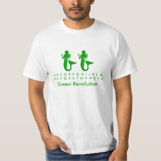 Save Marine Life : Support Green FairTrade T-Shirt
