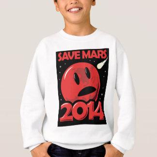 Save Mars 2014! Sweatshirt