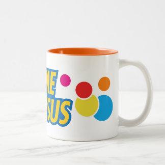 Save Me Baby Jesus Funny Mug