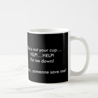 Save me cup