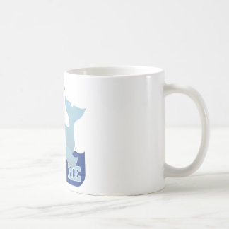SAVE ME cute little whale Coffee Mug