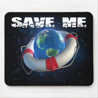 save me mouse pad