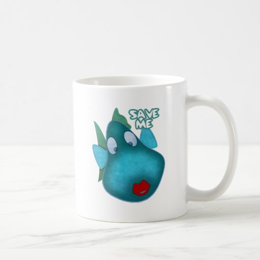 Save me SAVE THE WHALES Mugs