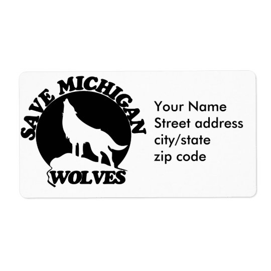 Save Michigan Wolves