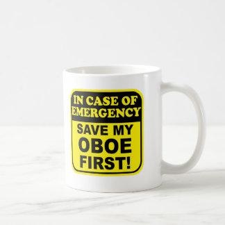Save My Oboe Coffee Mug