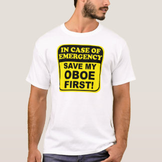 Save My Oboe T-Shirt