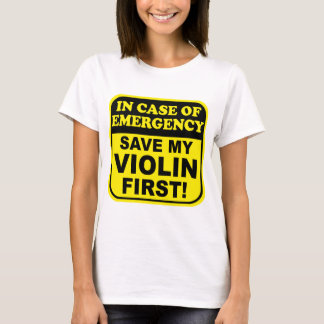 Save My Violin T-Shirt