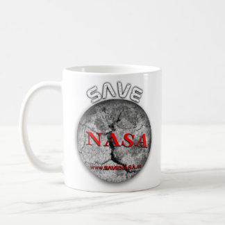 Save NASA! Mug