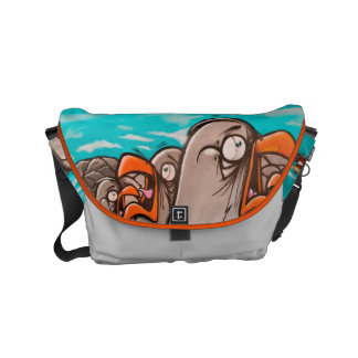 Save nature commuter bags