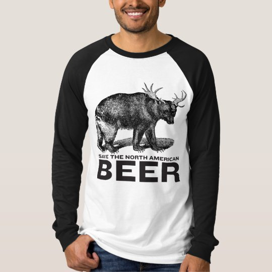 Save North American Beer Shirt