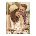 "SAVE OUR DATE | SAVE THE DATE ANNOUNCEMENT 5"" X 7"" INVITATION CARD"