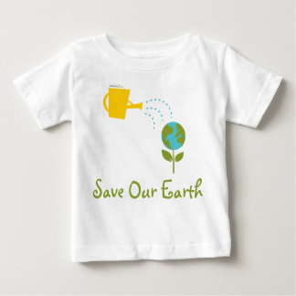 Save Our Earth Baby Tees