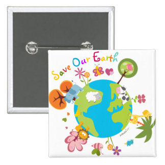 Save Our Earth Badge