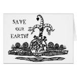 save our earth! karte